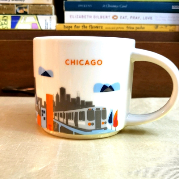 Starbucks Mug, you are here, collection